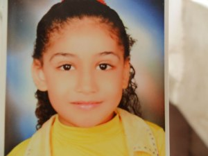 Basmala raped and killed by the Imam of the neighborhood mosque.
