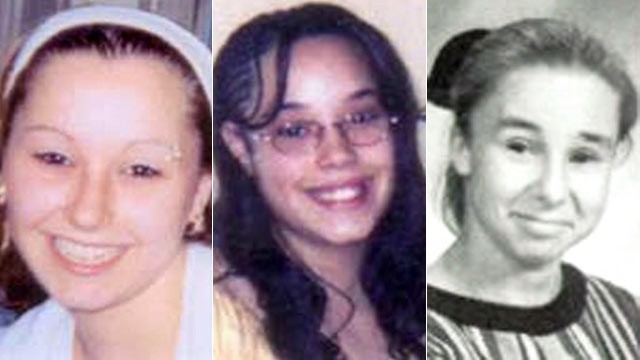 From left to right: Amanda Berry, Gina DeJesus, Michelle Knight