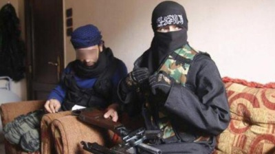 """A number of Tunisian girls who had travelled to Syria for """"sexual jihad"""" have returned home pregnant, the government says. (Photo from www.febrayer.com)"""