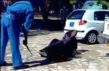 Sudan-flogging
